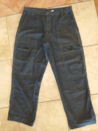 Tomy Jeans - Baggy Cargo Jeans 38/32
