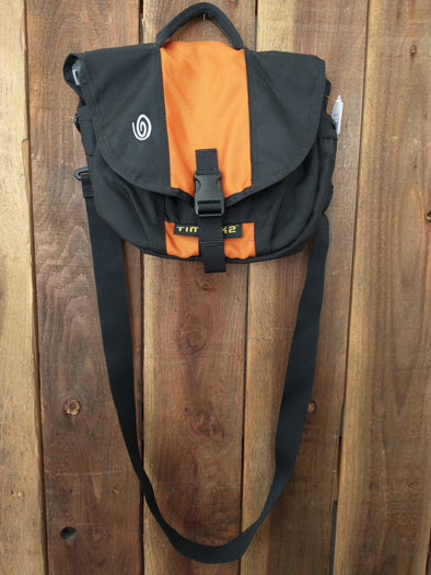 Timbuk2 Messenger Bag Orange/Black
