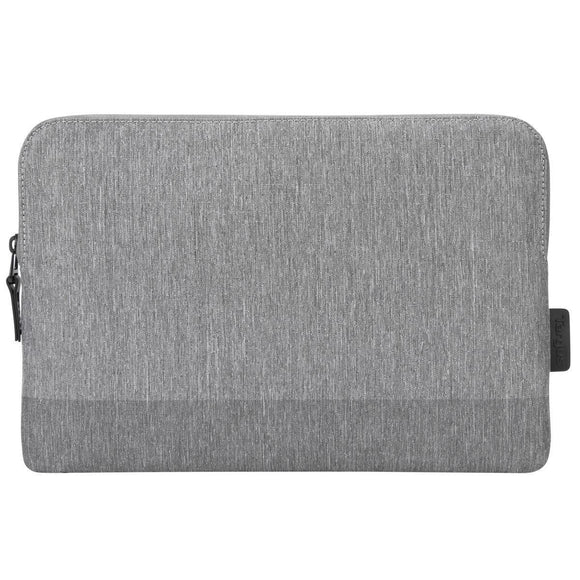 "Targus 12 Inch CityLite Laptop Sleeve specifically designed to fit 12"" MacBook – Grey (TSS974GL)"