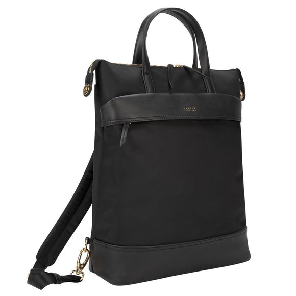 Targus 15 inch Newport Laptop Convertible Tote Backpack - Black (TSB948GL)