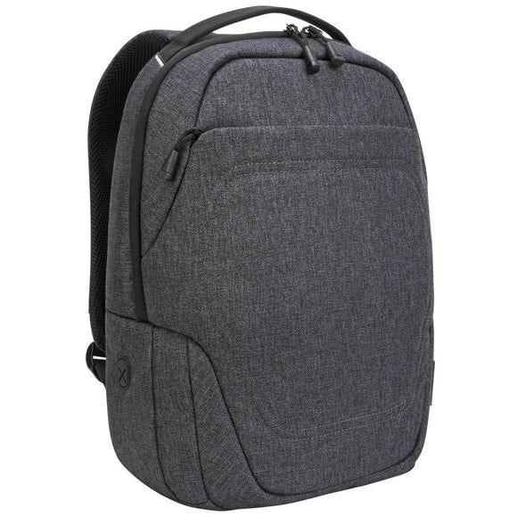 Targus 15 inch Groove X2 Compact Backpack designed for MacBook 15 Inch - Charcoal (TSB952GL)