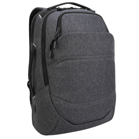 Targus 15 inch Groove X2 Max Backpack designed for MacBook 15 Inch - Charcoal (TSB951GL)