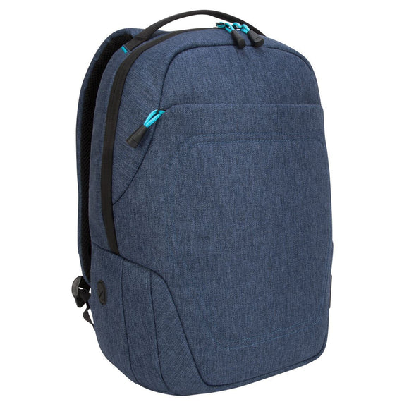 Targus 15 inch Groove X2 Compact Backpack designed for MacBook 15 Inch - Navy (TSB95201GL)