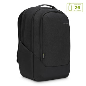 Targus 15.6 Inch Cypress Hero Backpack with EcoSmart® - Black (TBB586GL)