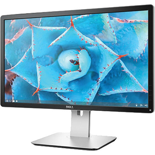 Dell 24 inch UltraHD 4K Monitor - (3840 x 2160) 2x DP, mDP, HDMI, 4x USB - Tilt, Swivel, Pivot, Height Adj  - P2415Q (210-ADYZ)