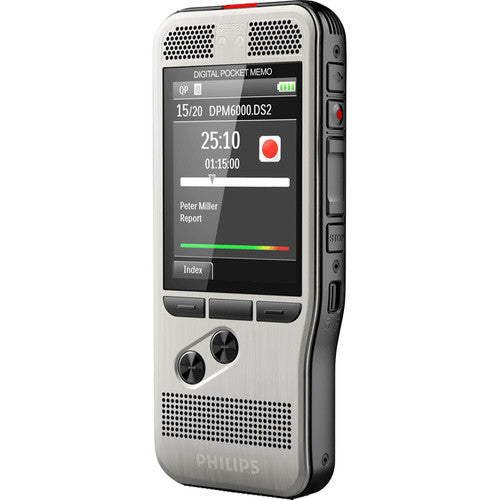 Philips DPM 6000 Professional Dictation Recorder (DPM 6000)