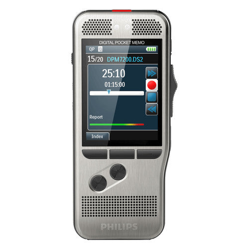 Philips Professional Dictation Recorder (DPM7200)