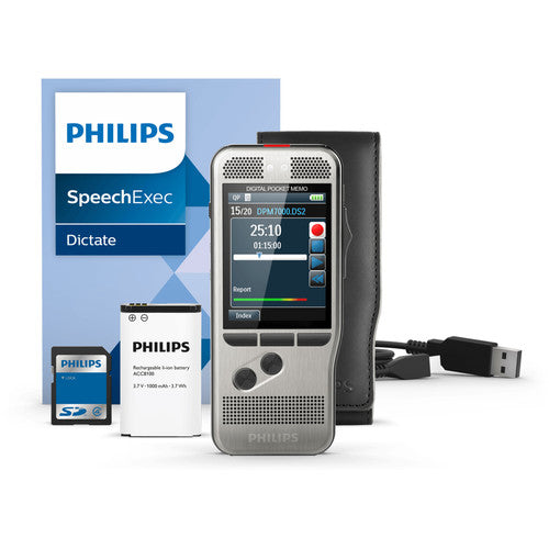 Philips Professional Dictation Recorder (DPM 7200)