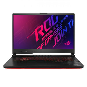 "ASUS ROG Strix G17 Gaming Notebook PC - Core i7-10750H / 17.3"" FHD 144Hz / 16GB RAM / 1TB SSD / RTX 2060 6GB / Win 10 Home / Black (G712LV-I71610B0T)"