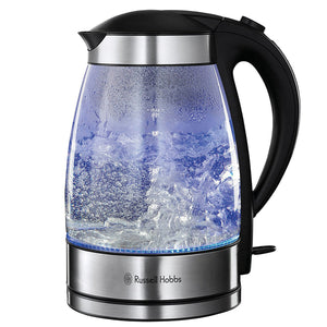 Russell Hobbs Kettle 1.7L Glass (15082)