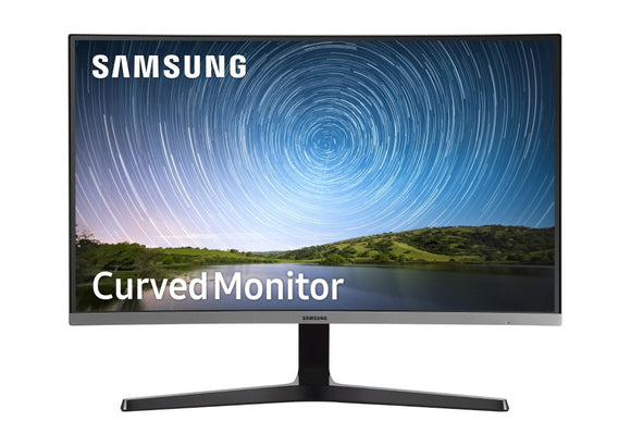 Samsung 32 Inch FHD Curved Monitor with 1800R curvature and 3-sided bezel-less screen. (LC32R500)