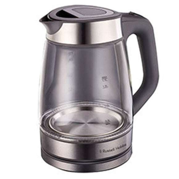 Russell Hobbs Kettle 1.7L Glass 3000w (16000)