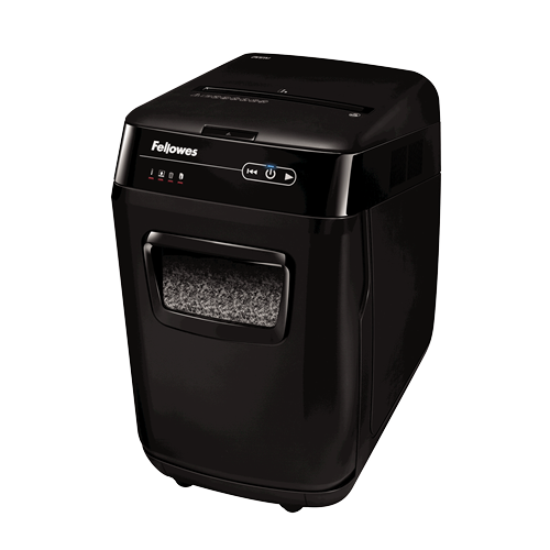 Fellowes AutoMax™ 200M Micro-Cut Shredder (4964101)