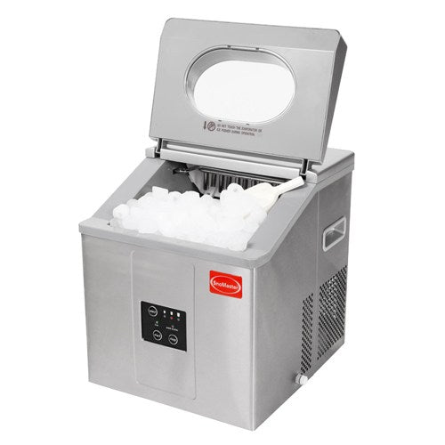 Snomaster Ice Maker - 15Kg - Portable (ZBC-15)