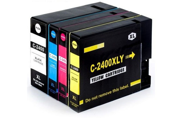 Genuine Canon PGI-2400XL Ink Tank Cartridges