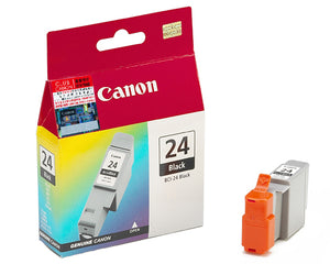 Genuine Canon BCI-24 Ink Tank Cartridges