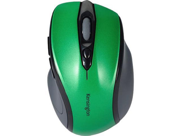 Kensington Pro Fit® Wireless Mid-Size Mouse - Green - K72424WW
