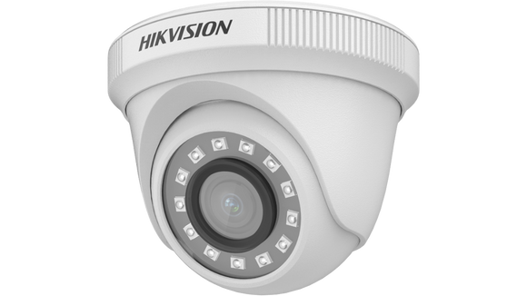 Hikvision Camera 2 MP Fixed Turret (DS-2CE56D0T-IRF(C))