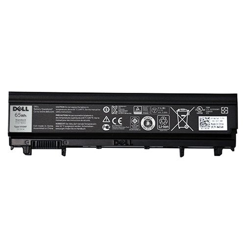 Dell 65 WHr 6-Cell Lithium-Ion Battery for Dell Latitude E5440, E5540 (9TJ2J)