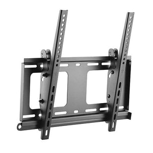 Lumi Anti-theft Heavy-duty Tilting Curved & Flat Panel TV Wall Mount (LP38-44AT)