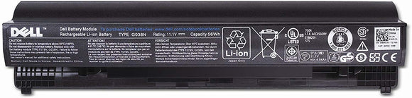 Dell 56 WHr 6-Cell Lithium-Ion Battery for Latitude 2100, 2120 (451-11039)