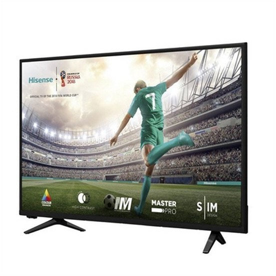 Hisense 43-inch 4K UHD Smart LED TV (LEDN43A7100F)