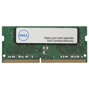 Dell Memory Upgrade - 8GB - 1RX8 DDR4 SODIMM 2400MHz (A9210967)