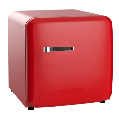 Snomaster Beverage Cooler - 50 Litre - Counter Top - Red Retro (BC-1R)