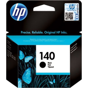 Genuine HP 140 Black Inkjet Print Cartridge (CB335HE) SKU CB335HE