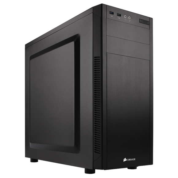 Corsair Carbide Series™ 100R Silent Edition Mid-Tower Case (CC-9011077-WW)