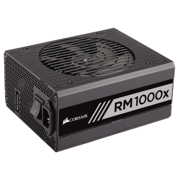 Corsair RMx Series RM1000x 1000W Power Supply (CP-9020094)