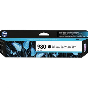 Genuine HP 980 Black Ink Cartridge (D8J10A)