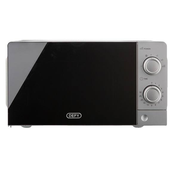 Defy 20L Manual Microwave Oven - Mirror Finish (DMO381)