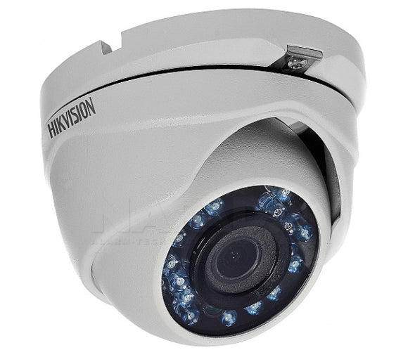 Hikvision Camera 2 MP Fixed Turret (DS-2CE56D0T-IRMF(C))