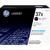 Genuine HP 37X High Yield Black LaserJet Toner Cartridge (CF237X)