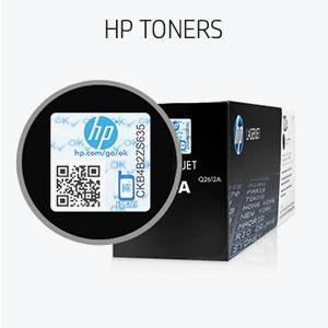 HP Colour Laser Toners