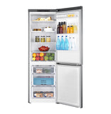 SAMSUNG 329L Metallic Combi Fridge Metallic (RB31HSR3DSA)