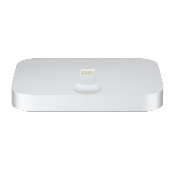 Apple iPhone Lightning Dock (Silver) - ML8J2