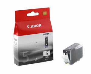 Genuine Canon PGI-5 Black Ink Cartridge