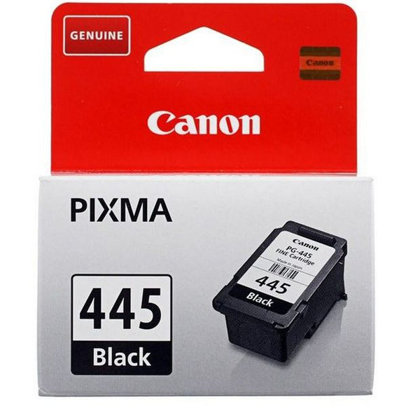 Genuine Canon PG-445 Black Ink Cartridge