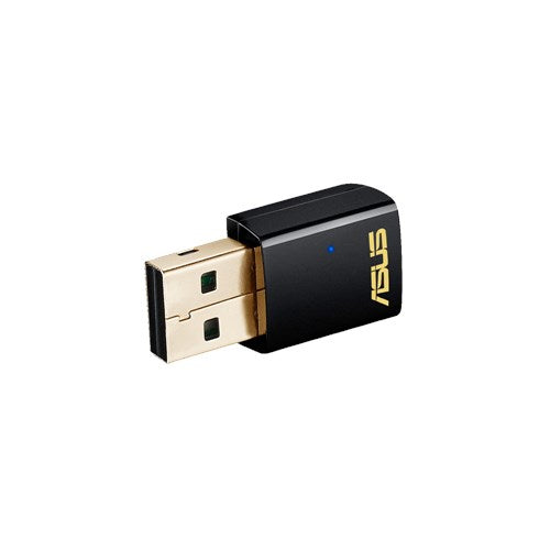 ASUS AC Dual-band Wireless-AC600 USB Adapter (USB-AC51)