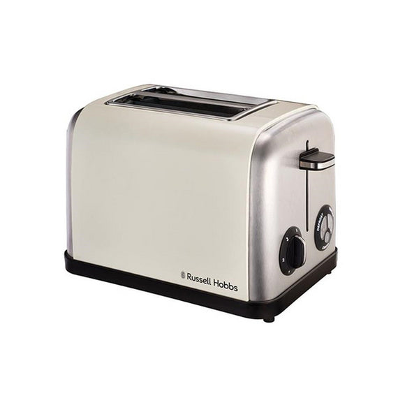 Russell Hobbs Toaster - 2 Slice - 2nd Generation Legacy Cream (859704)