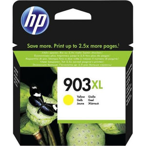 Genuine HP 903XL High Yield Yellow Ink Cartridge (T6M11AE)