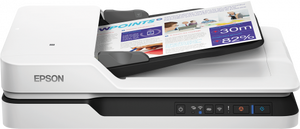 Epson WorkForce DS-1660W Affordable Wi-Fi flatbed (B11B244402)