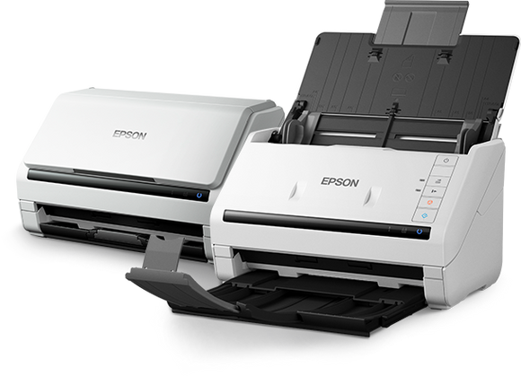 Epson WorkForce DS-530 Innovative business scanner (B11B226401BA)