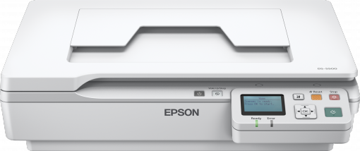 Epson WorkForce DS-5500N A4 document scanner (B11B205131BT)