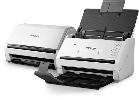 Epson WorkForce DS-570W Wireless business scanner (B11B228401BA)