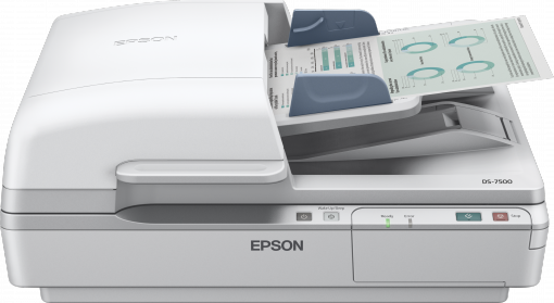 Epson WorkForce DS-6500 Versatile A4 document scanner (B11B205231)