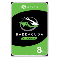 Seagate Barracuda 3.5 SATA HDD Desktop Internal drives - 2 Year Warranty