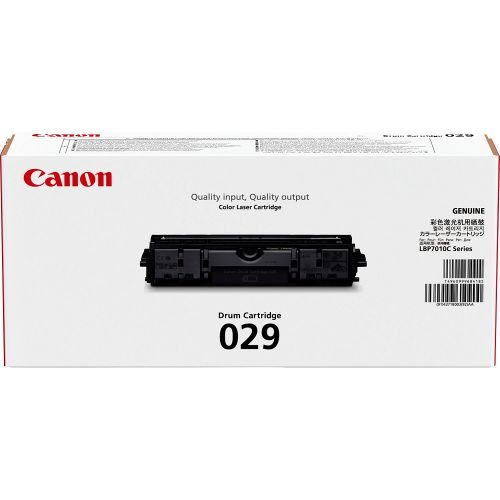 Genuine Canon 029 Drum Cartridge